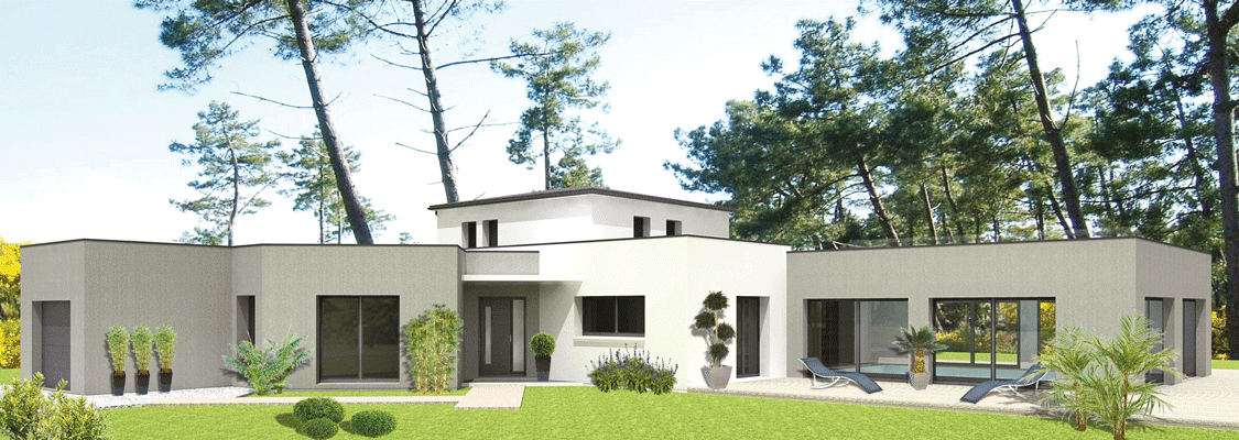 Projet maison satov 2 satov for Projet maison