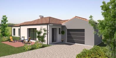 projet_maison_satov_m1274 maison avec patio - Maison Moderne En Acier De Plain Pied