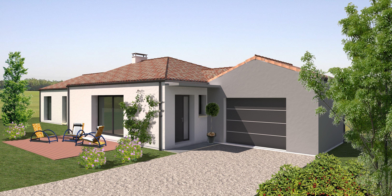 Maison avec patio satov - Maison avec patio ...