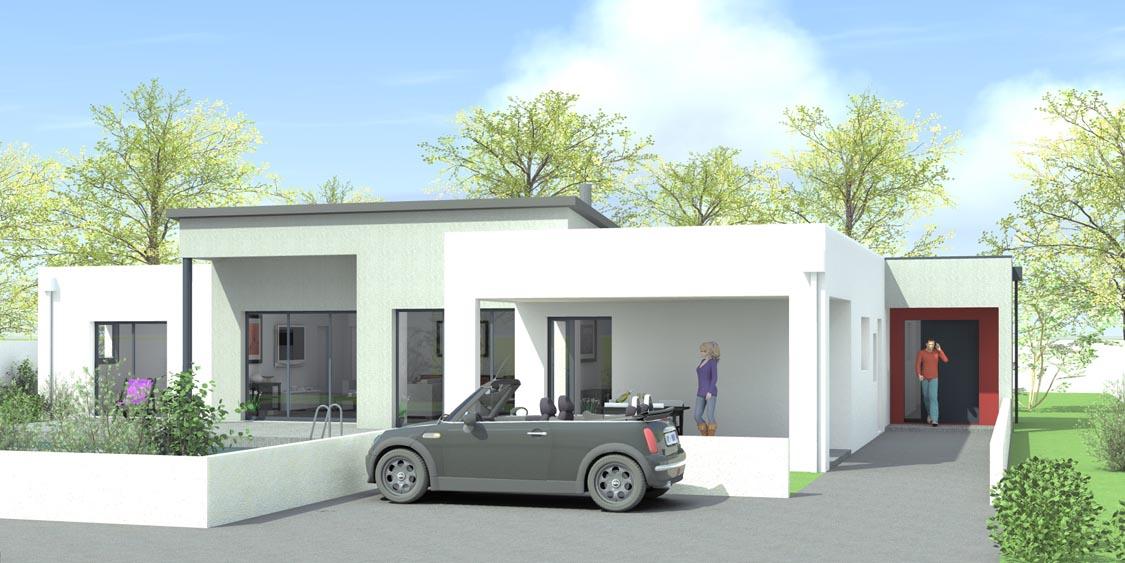 Projet maison satov 30 satov for Projet maison