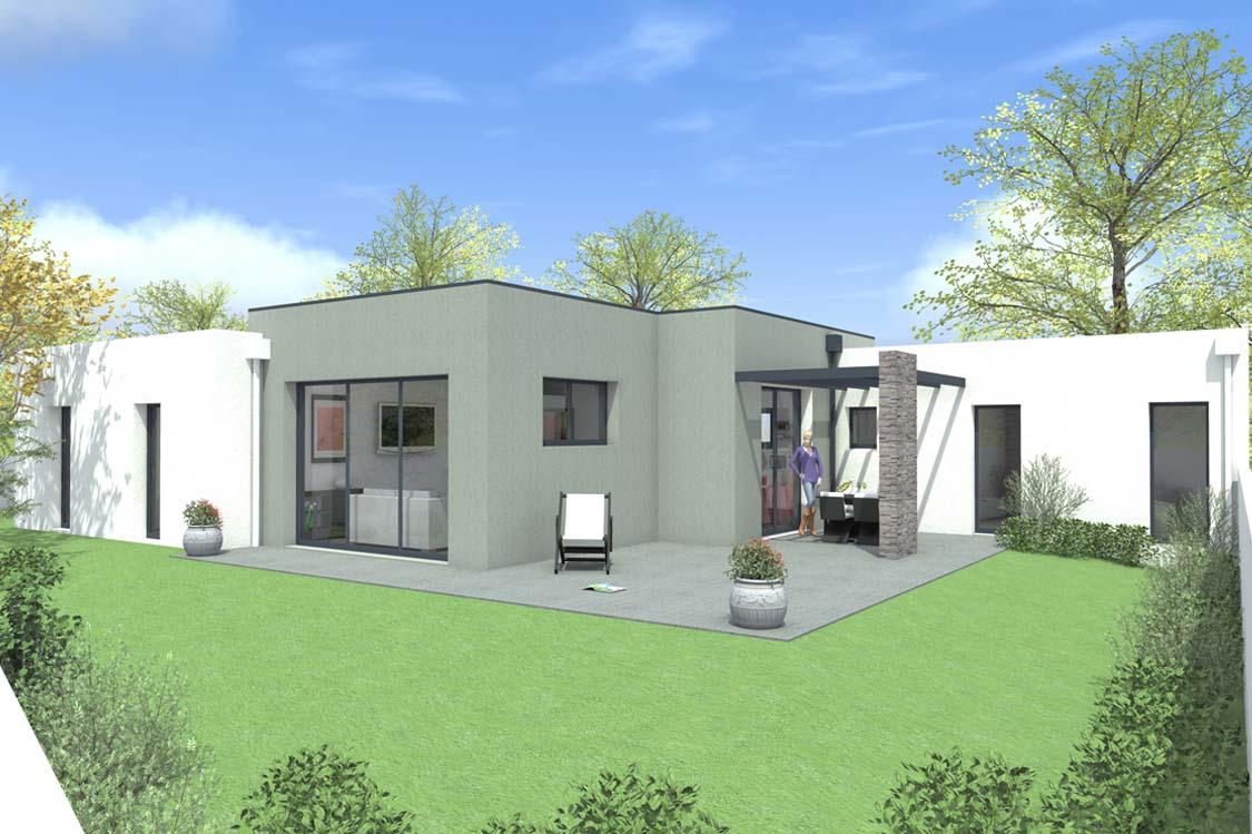Projet maison satov 42 satov for Constructeur maison 42
