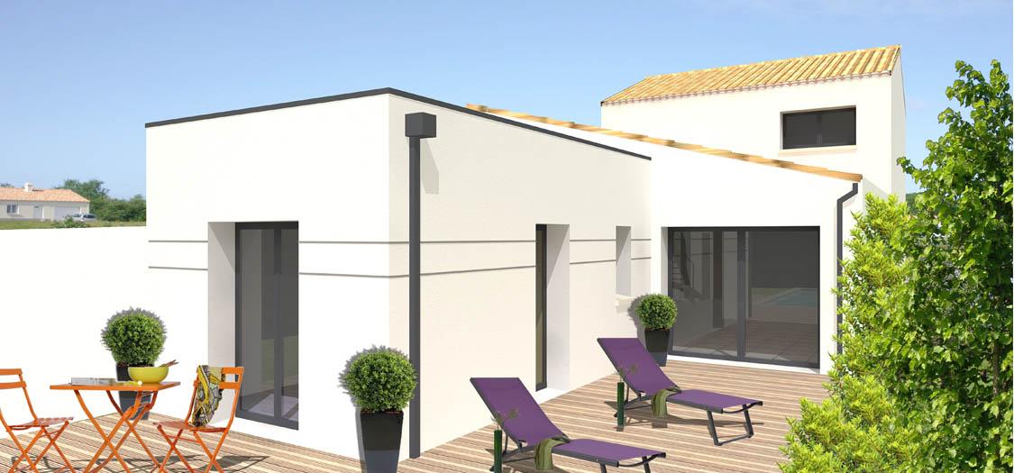 Projet maison satov 44 satov for Projet maison