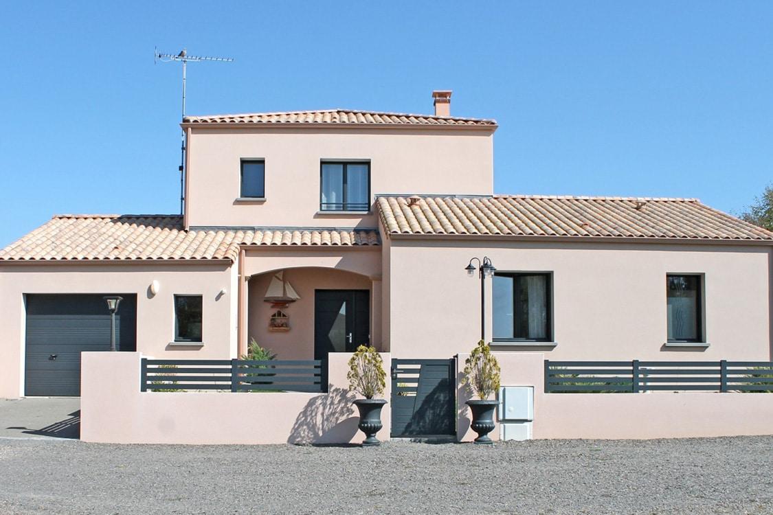 Maison personnalis e vend e satov constructeur maison for Constructeur de maison individuelle en vendee