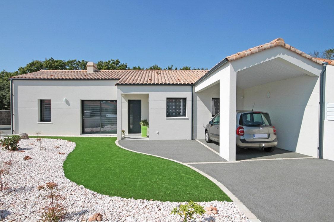 Maison personnalis e vend e satov constructeur maison for Constructeur maison individuelle 72