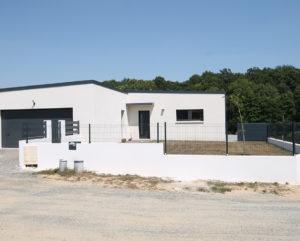 Maison contemporaine SATOV Beaulieu sous La Roche