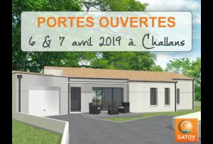 Portes ouvertes SATOV Challans 6-7 avril 2019