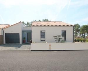 Maison sur-mesure SATOV Brétignolles-sur-Mer