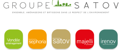 Logos et marques groupe satov