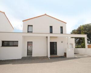 Constructeur maison Vendée Les Sables d'Olonne